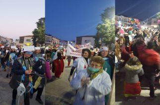 Το Διδυμότειχο ξεφάντωσε χθες σε ρυθμούς καρναβαλιού (φωτορεπορτάζ)