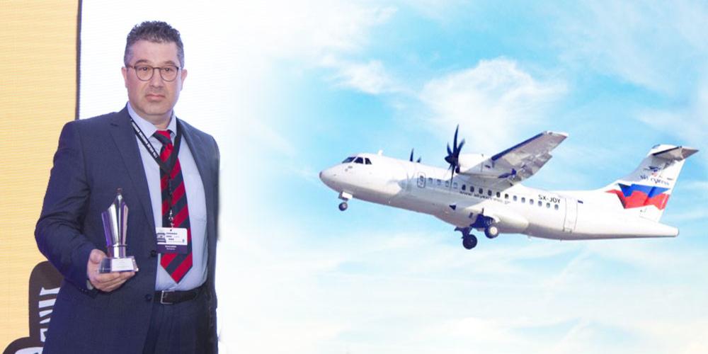 Γιάννης Λυδάκης ( Sky Express): Πρόθεση μας είναι να ενισχύσουμε περισσότερο τις πτήσεις Αθήνα-Αλεξανδρούπολη