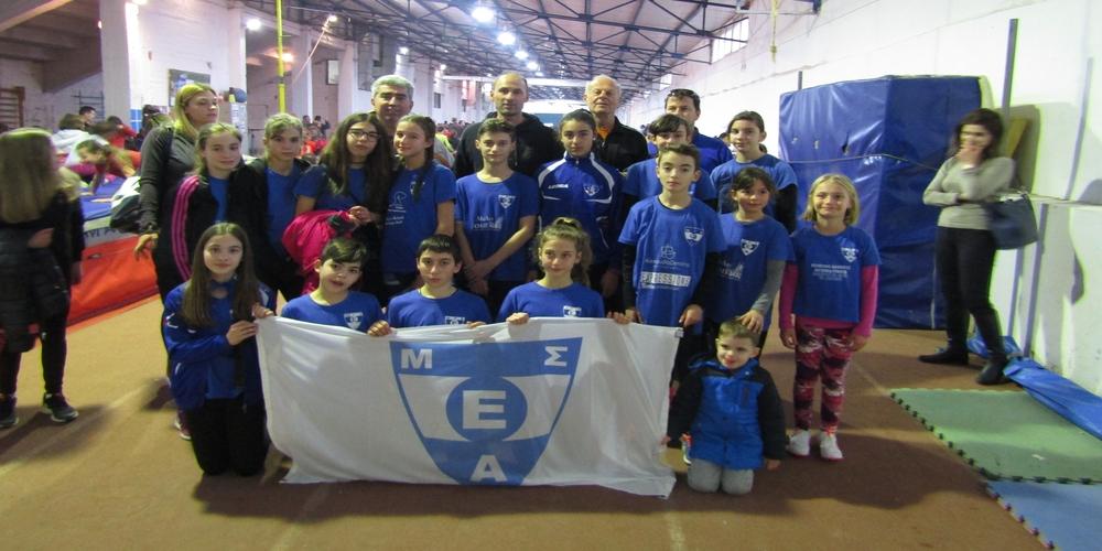 Διακρίσεις για τους μικρούς αθλητές του ΜΓΣ Εθνικού Αλεξανδρούπολης στις Σέρρες