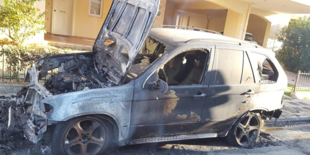 Νέος εμπρησμός σε αυτοκίνητο γνωστού επιχειρηματία της Αλεξανδρούπολης χθες βράδυ