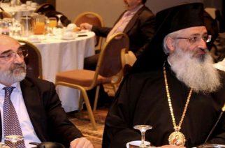 Λαμπάκης: Ρωτήστε τον Μητροπολίτη Άνθιμο πότε θα κατασκευαστεί η μεγάλη ρωσική εκκλησία