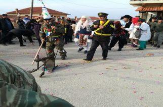 """Ο παραδοσιακός """"Μπέης"""" διοργανώθηκε χθες στο Ασπρονέρι Διδυμοτείχου (φωτορεπορτάζ)"""