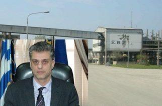 Προσωπική παρέμβαση του Αλέξη Τσίπρα για την ΕΒΖ ζητάει με επιστολή ο Βασίλης Μαυρίδης