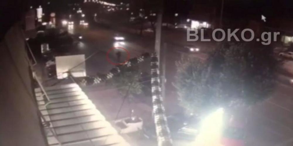 Η στιγμή της δολοφονίας του Βασίλη Στεφανάκου σε βίντεο! Εικόνες – σοκ