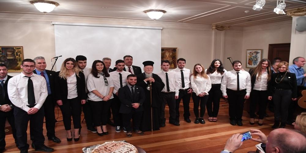 Οικουμενικός Πατριάρχης Βαρθολομαίος: Είμαι περήφανος για τους Ίμβριους συμπατριώτες μου