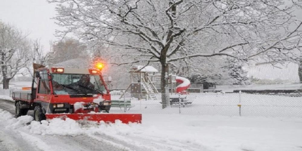 Έρχονται χιόνια στον Έβρο από Κυριακή ως Τετάρτη και σε πεδινές περιοχές