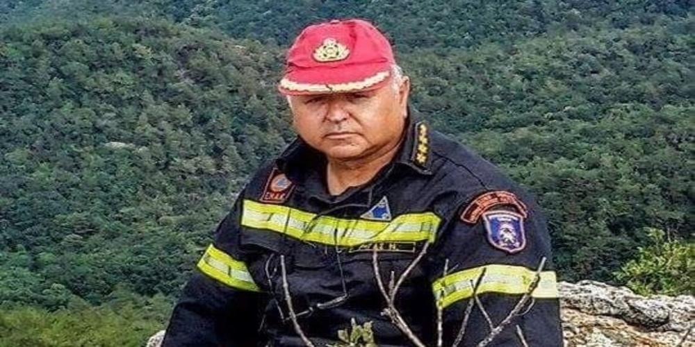 ΜΠΡΑΒΟ: Ο Εβρίτης Ναθαναήλ Ρήγας προήχθη σε Υποστράτηγο Πυροσβεστικής και αναλαμβάνει Συντονιστής Επιχειρήσεων Βόρειας Ελλάδας