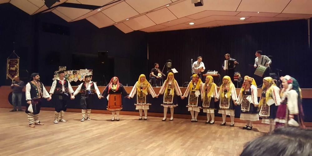 Χαμός στον ετήσιο χορό του Πολιτιστικού Συλλόγου Esslingen Μεταξάδων (πολλά video)