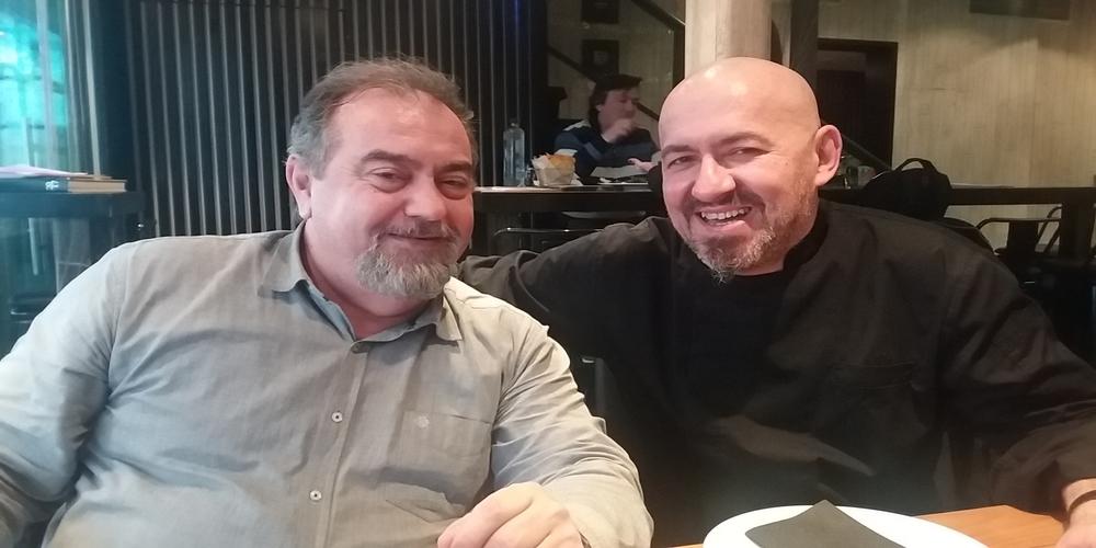 Κώστας Τερζούδης: Απ' τους Μεταξάδες Διδυμοτείχου, Chef στα κορυφαία αθηναϊκά εστιατόρια