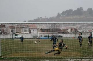 Α.Ε.Διδυμοτείχου: Δοκάρι και αυστηρό πέναλτι έφεραν την πρώτη εντός έδρας ήττα 2-1 απ' την Καβάλα