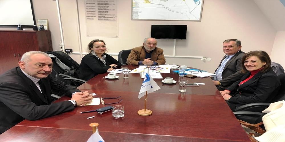 Στο λιμάνι της Αλεξανδρούπολης για ενημέρωση ο Εμπορικός Σύμβουλος της Γαλλικής Πρεσβείας