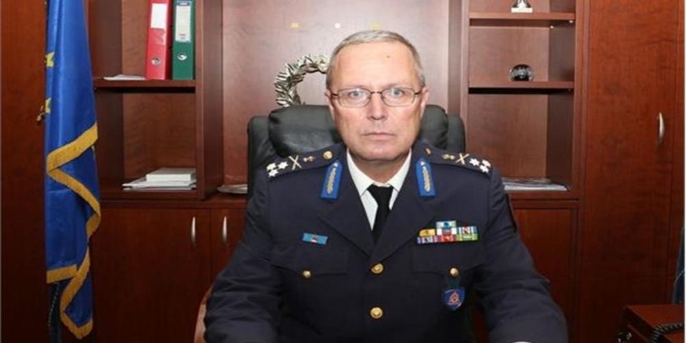 Περήφανος ο Έβρος: Ο συντοπίτης μας Σωτήρης Τερζούδης και επίσημα νέος Αρχηγός της Πυροσβεστικής