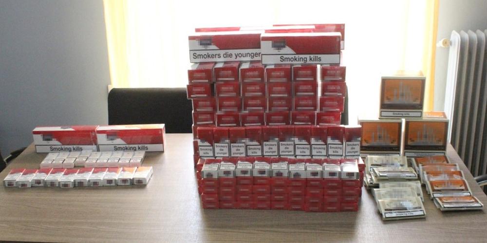 Αλεξανδρούπολη: Σύλληψη δύο Ελλήνων για λαθραία τσιγάρα και καπνό