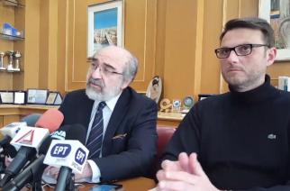 Λαμπάκης: Πρώτη η Αλεξανδρούπολη με 40 εκατ. ευρώ στην απορρόφηση του ΕΣΠΑ(video)