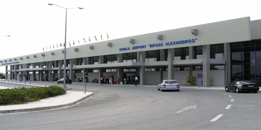 Πρώτο πανελλαδικά το αεροδρόμιο της Καβάλας με φοβερή άνοδο 572,8% τον Ιανουάριο