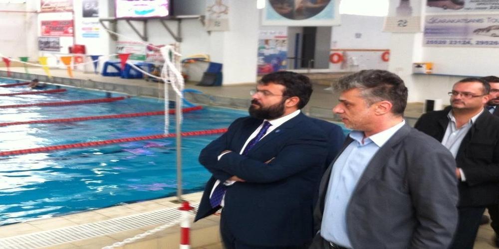Ορεστιάδα: Καθησυχαστικός ο δήμαρχος Βασίλης Μαυρίδης: «Δεν θα κλείσει το Κολυμβητήριο. Διορθώθηκαν τα προβλήματα»