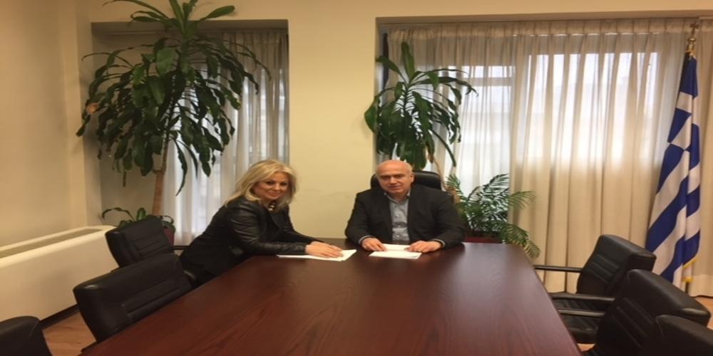 Λαμπάκη και Κουρμπανιάν απ' τον Έβρο στο νέο Διοικητικό Συμβούλιο της ΔΕΣΜ-ΟΣ ΑΜΘ