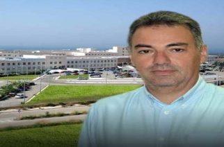 Παραιτήθηκε ο Αναπληρωτής Διοικητής του ΠΓΝ Αλεξανδρούπολης Σταύρος Τζωίδης