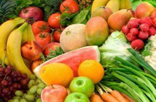 Φρούτα και λαχανικά θα μοιραστούν δωρεάν σε Αλεξανδρούπολη, Σουφλί, Σαμοθράκη