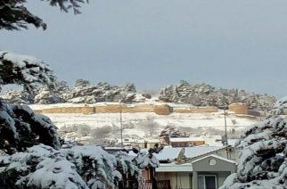 Διδυμότειχο: Χιόνια και πάγο έχουν. Νερό δεν έχουν ούτε και στα χωριά