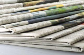 Πιο… ακριβή στις δημοσιεύσεις η οικογενειακή εφημερίδα της βουλευτού, απ' τις άλλες δύο ιστορικές