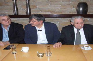 Ορεστιάδα:  Ο Κουβέλης προτίμησε να δει τον ΣΥΡΙΖΑ Έβρου και όχι τον δήμαρχο Β.Μαυρίδη