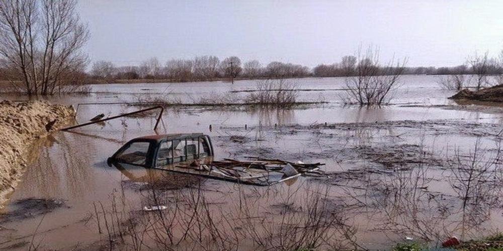 """Δημοσχάκης: Οι αγρότες του Έβρου """"πνίγονται"""" απ' τις πλημμύρες και τους λογαριασμούς της ΔΕΗ"""