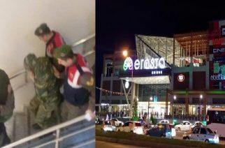 Οι Έλληνες στρατιωτικοί στις φυλακές Αδριανούπολης, οι συντoπίτες μας δίπλα για… ψώνια στο Mall Erasta