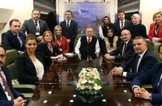 Ο Ερντογάν θέτει έμμεσα θέμα «ανταλλαγής» των δυο Ελλήνων στρατιωτικών με τους 8 Τούρκους