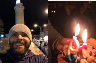 Μιχάλης Κουϊνέλης: Γιόρτασε τα γενέθλιά του στην Αλεξανδρούπολη, περιμένοντας το πρώτο του παιδί!