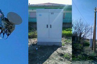 ΕΠΙΤΕΛΟΥΣ: Μετά από χρόνια, ίντερνετ μέσω ελληνικών εταιρειών στα χωριά Δίλοφος, Κριός