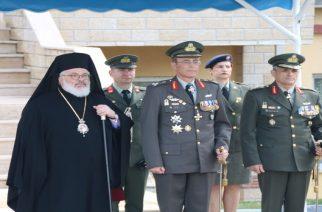 Ο στρατηγός Βασίλειος Παπαδόπουλος ανέλαβε την διοίκηση της XVI Μεραρχίας στο Διδυμότειχο