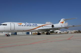 Αύριο το δεύτερο δρομολόγιο της κυπριακής TUS Airways από Λάρνακα-Αλεξανδρούπολη, με περισσότερο κόσμο