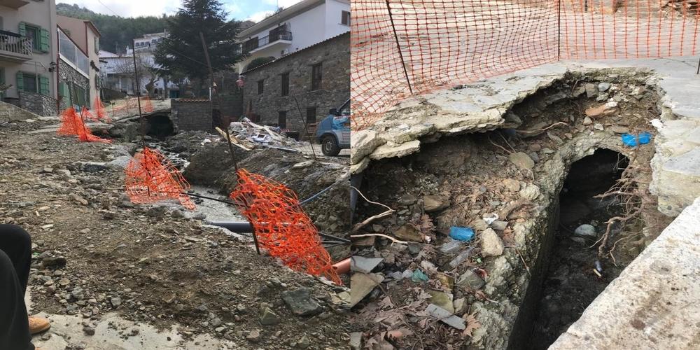 Σαμοθράκη: Νέες καθυστερήσεις στην αποκατάσταση του αγωγού της Χώρας. Η Αποκεντρωμένη ακύρωσε την απόφαση