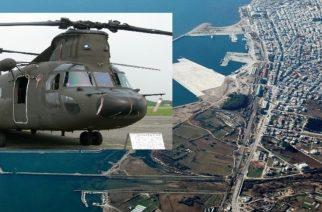 """""""Κλείδωσε"""" εδώ και μέρες η Διαμετακομιστική Βάση των Αμερικανών στην Αλεξανδρούπολη"""
