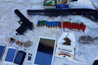 Μεγάλη επιχείρηση του Λιμενικού σε Σαμοθράκη-Θεσσαλονίκη: Δέκα συλλήψεις, συμμορία με όπλα και ναρκωτικά