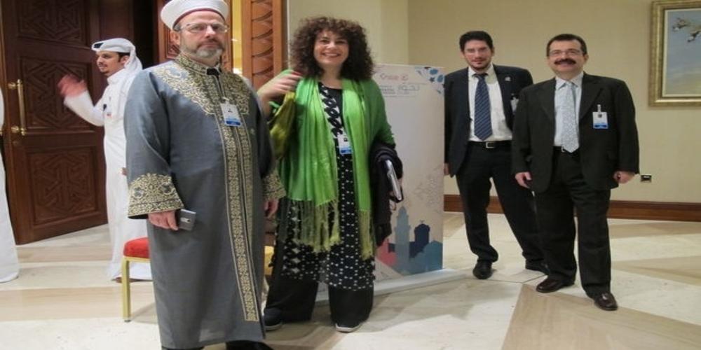 Ο εκπρόσωπος της μουφτείας Έβρου στον διάλογο θρησκειών στην Ντόχα