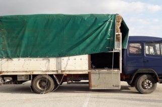 Κυπρίνος: Βούλγαρος είχε κρύψει τους Πακιστανούς στην καρότσα με τα εμπορεύματα, αλλά τον συνέλαβαν