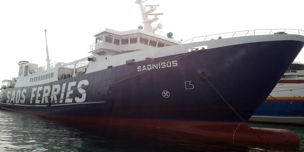 Βρέθηκε λύση και ξεκινάει δρομολόγια Αλεξανδρούπολη-Σαμοθράκη το ΣΑΟΝΗΣΟΣ την ερχόμενη βδομάδα