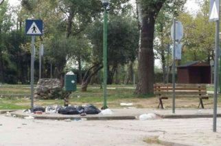 """Αλεξανδρούπολη: """"Φέσι"""" τριών χρόνων η ΤΙΕΔΑ από το κυλικείο του Πάρκου Κυκλοφοριακής Αγωγής"""