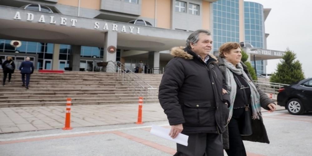 Τουρκικά «καψόνια» στους δύο φυλακισμένους Έλληνες στρατιωτικούς και τις οικογένειες τους