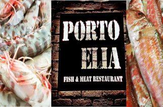 PORTO ELIA Restaurant: Απολαύστε ολόφρεσκα ψάρια Σαμοθράκης, σε προσιτές τιμές και άψογο περιβάλλον