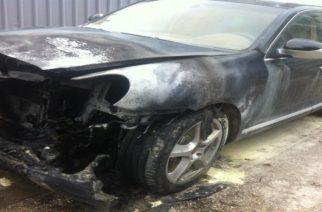 Αλεξανδρούπολη: Νέο μαφιόζικο χτύπημα, με φωτιά σε αυτοκίνητο του ίδιου επιχειρηματία