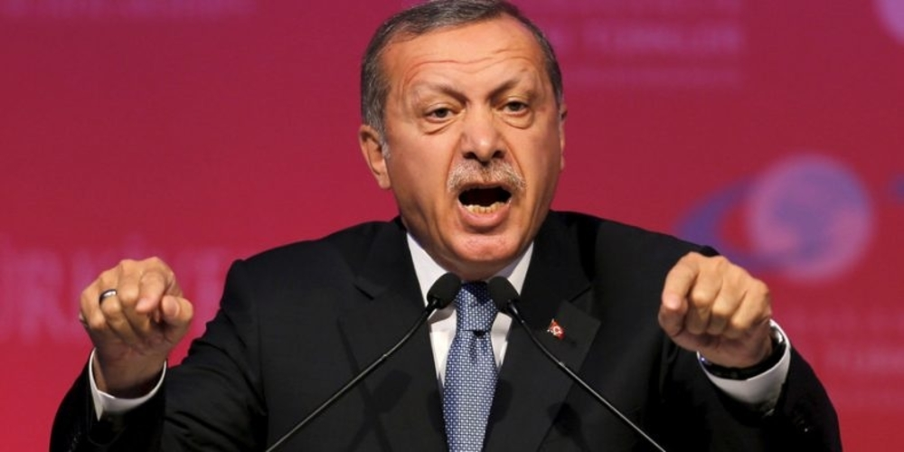 Έχει παραφρονήσει ο Ερντογάν: «Χαιρετισμός στα καταπιεσμένα αδέρφια μας σε Ξάνθη, Κομοτηνή»