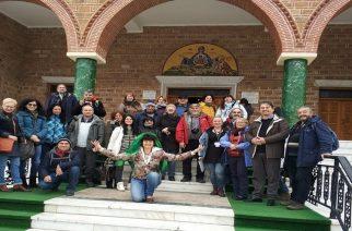 Επίσκεψη και ξενάγηση Βούλγαρων τουριστικών πρακτόρων, δημοσιογράφων, υπευθύνων πολιτιστικών φορέων στο Διδυμότειχο