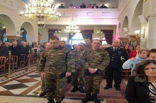 Στις Φέρες βρέθηκε χθες ο αρχηγός ΓΕΣ Αλκιβιάδης Στεφανής. Παρακολούθησε άσκηση εθνοφυλάκων
