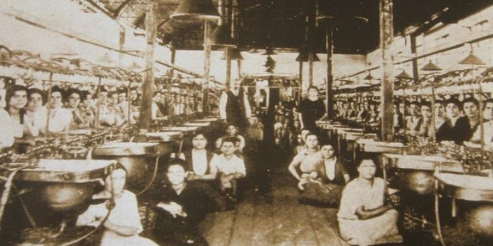 Οι αγώνες των μεταξεργατών στο Σουφλί του '30, ζωντανεύουν σε ντοκιμαντέρ Φεστιβάλ Θεσσαλονίκης