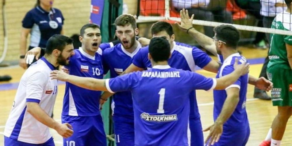 """Στον τελικό του Λιγκ Καπ """"Νίκος Σαμαράς"""" σήμερα(17.00 ΕΤ2) ο Εθνικός Αλεξανδρούπολης κόντρα στον Ολυμπιακό"""