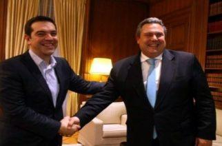 Αυτοί θα δώσουν λύση; Τσίπρας: Σύνηθες μεθοριακό επεισόδιο. Καμμένος: Κρατούνται όμηροι