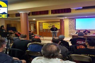 """Επίσημα μέλος της Μοτοσυκλετιστικής Ομοσπονδίας Ελλάδος, η Ένωση Μοτοσυκλετιστών Αλεξανδρούπολης """"Οι Αγριάνες"""""""